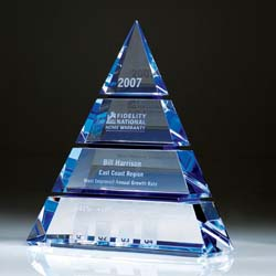 Crystal Corporate Achievement Award - UltimateCrystalAwards.com
