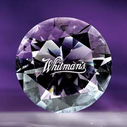 Crystal Diamond Paperweight | Personalized Corporate Gifts - UltimateCrystalAwards.com