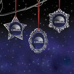 Crystal Star Ornament, Personalized Crystal Gifts - UltimateCrystalAwards.com