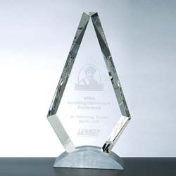 Crystal Royal Diamond Award - UltimateCrystalAwards.com