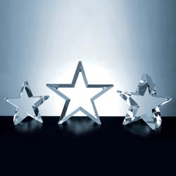 Starburst Crystal Award | Personalized Corporate Gifts - UltimateCrystalAwards.com