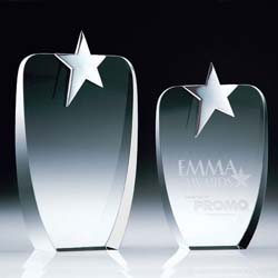 Absolute Crystal Star Awards - UltimateCrystalAwards.com