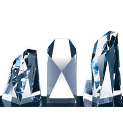 Crystal Monument Award