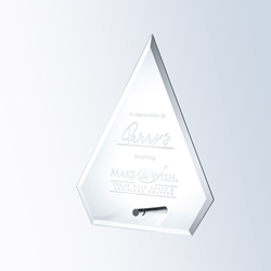 Jade Arrow Award - UltimateCrystalAwards.com