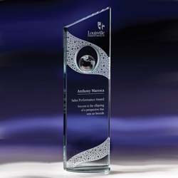 Jade Global Appreciation Award - UltimateCrystalAwards.com